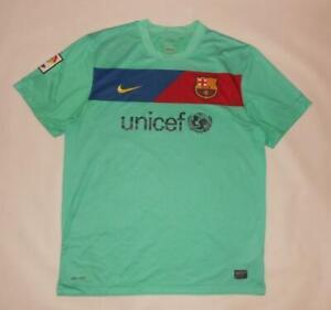 AWAY SHIRT NIKE FC BARCELONA 2010-11 (XL) Jersey Trikot Maillot Maglia Camiseta