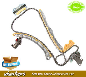 Timing Chain Kit For Honda Civic 2.0L DOHC K20A3 w/oil pump chain 2002-2006