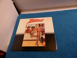 """Laser Disc """" Zapped """" Stars Scott Baio, Willie Aames, Scatman Crothers"""