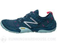 New Balance minimus trail running shoes womens US 8/8.5/9/9.5/10 B/D WT10GB blue