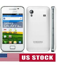 Samsung Galaxy Ace GT-S5830I S5830 White GSM Unlocked Smartphone