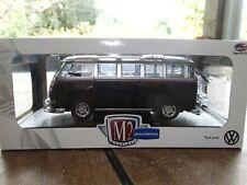 M2 Machines 1959 Volkswagen Microbus Deluxe VW Walmart Exclusive 1:24 Diecast