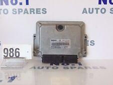 PEUGEOT BOXER 2.8 HDI  ECU PT NO BOSCH 0 281.010.931 / 1337648088 /  2002 > 2006