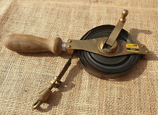Vintage Rabone Hand Held Steel Tape Measure