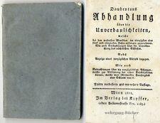 Daubenton: Abhandlung über die Unverdaulichkeiten, Wien, 1821