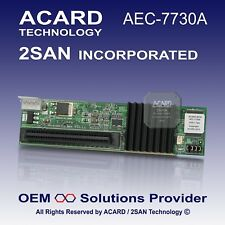 ACARD AEC-7730A 68 Pin LVD SCSI to SATA Bridge Adapter for HDD/SSD
