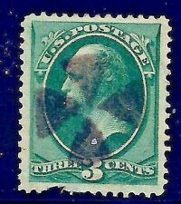 USA [B5] Classic Fancy Cancel =  Four Opposed WEDGEs Forming a Cross-like Array