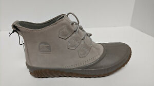 Sorel Out N About Plus Waterproof Boots, Taupe, Women's 8.5 M