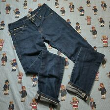 Naked and Famous Skinny Guy Dirty Fade Selvedge Jeans Size 31 (actual 29x34)