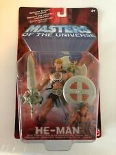 Masters Of The Universe MOTU He-Man Mattel 2001 New