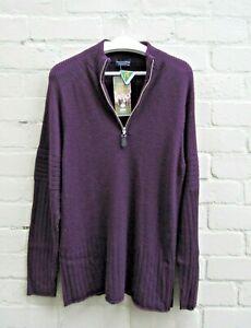Pure New Wool  Jumper size XL men