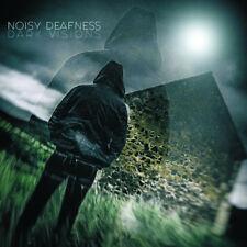 Noisy deafness Dark Visions CD DIGIPACK 2018