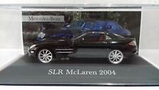 1/43MER21 MERCEDES-BENZ SLR MCLAREN 2004 NEGRO