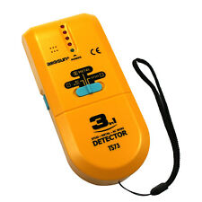 3 in 1 Digital Multi-Scanner Stud Metal Wood AC Wire Tracing Pro Finder Yellow