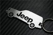 Für Chrysler JEEP CHEROKEE AUTO Schlüsselanhänger Schlüsselring 4X4 CRD V6 HEMI