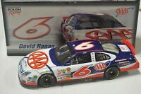 1/24 David Ragan #6 AAA 2007 Ford Fusion NASCAR Diecast Car by Action