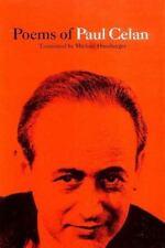 Poems of Paul Celan: A Bilingual German/English Edition