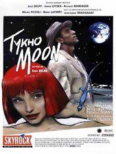 Affiche Roulée 120x160cm TYKHO MOON 1996 Enki Bilal - Delpy, Bohringer BE