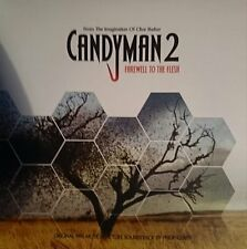 Philip Glass Candyman 2 Farewell To The Flesh OST LP One Way Static colour vinyl