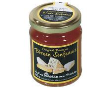 Bombillas Salsa de mostaza 180 g pera ideal para Queso pasta blanda y azul