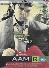 AAMIR(KAUN KEHTA HAI AADMI APNI KISMAT KHUD LIKHTA HAI?)-BOLLYWOOD DVD