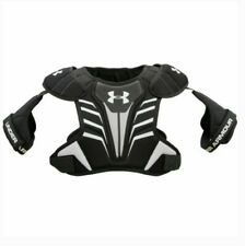 UNDER ARMOUR STRATEGY LACROSSE SHOULDER PADS YOUTH SIZE SMALL LARGE NWT