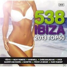 IBIZA TOP 50 2013 Royaal & Venuto / Smith, A.J. Tiësto & Allure 2 CD NEU