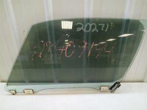 1993 - 1997 Honda Civic Del Sol Driver Side Glass Window OEM USED