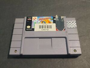 Sparkster (Super Nintendo Entertainment System, 1994) Authentic Cart Only