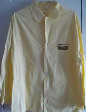 Atlantic City Race Course Rain Slicker Size Medium