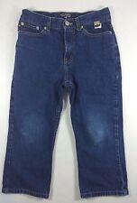 Ralph Lauren Polo Jeans 10 Girls, Blue Jeans, 100% Cotton,