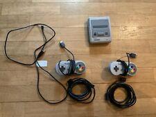 SNES Super Nintendo Classic Mini Entertainment System