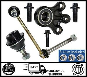 Lower/Upper (FRONT+RH) Suspension Ball Joint+Drop Link FOR PEUGEOT 407