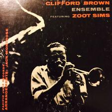 "NM Clifford Brown Ensemble Featuring Zoot Sims Pacific Jazz PJLP 19 10"" LP"