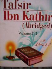 tafsir Ibn Kathir (Abridged) Vol. 2 hardcover