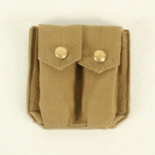 British WW2 1937 Browning Mag Pouch. Webbing KC064