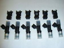 6 NEW Genuine Bosch EV14 60lb 630cc 60# fuel injectors Audi VW BMW Toyota Ford