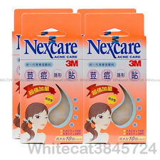 3M NEXCARE ACNE DRESSING PIMPLE STICKERS PATCH COMBO 36PCS (4X PACKS)