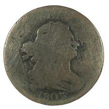 1807 United States Draped Bust Half Cent - G