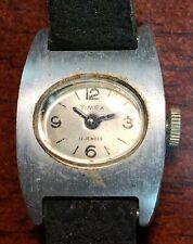 Vintage Timex 17 Jewels Women's Watch - Functional