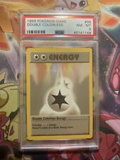 1999 Pokemon Game 96 Double Colorless PSA 8 NM-MT