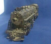 """K-59"" Class 2-8-2 Mikado Steam Locomotive Key Limited Imports Samhongsa Brass"