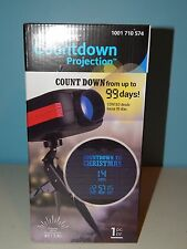 LED Countdown Projection - LIGHTSHOW -