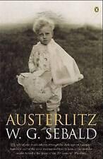 Austerlitz, W.G. Sebald, Very Good