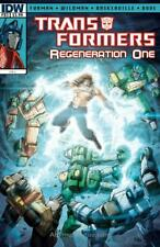Transformers, The: Regeneration One #83A VF/NM; IDW | save on shipping - details