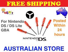 TRI-WING TriWing Screwdriver Nintendo NDS Lite NDSL NDS GBA Y SHAPE Tool Repair