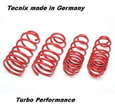 Kit molle tecnix assetto ribassato sportivo Audi A4 B8 TDI TFSI 1.8 2.0 2.7 3.2