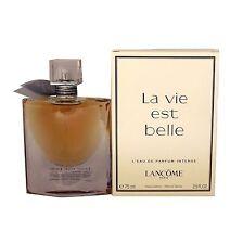 LA VIE EST BELLE BY LANCOME L' EAU DE PARFUM INTENSE NATURAL SPRAY 75ML (T)