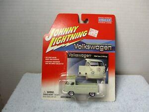 JOHNNY LIGHTNING GRAY 1966 VW VOLKSWAGEN 1965 TYPE 2 PICKUP