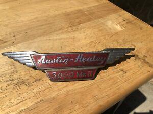 Austin Healey 3000 Mark ll Emblem